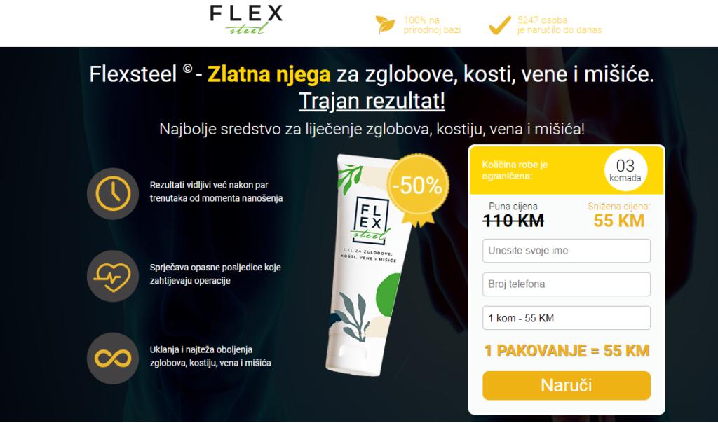 Flexsteel recenzije