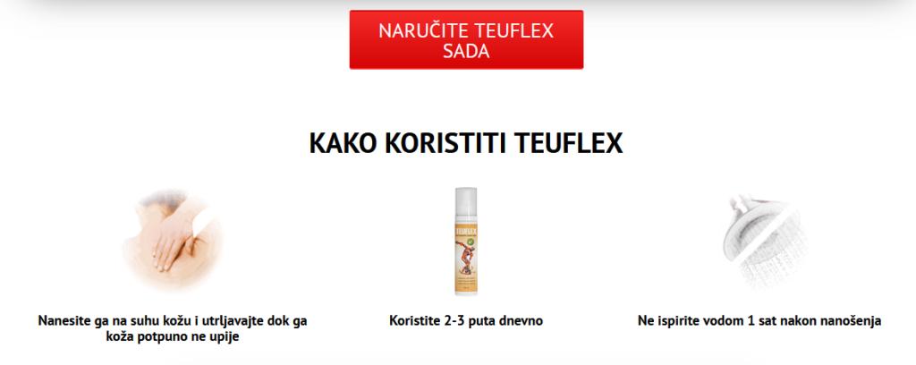 Teuflex Krema