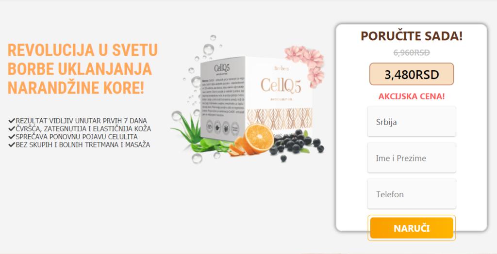 CellQ5 gel