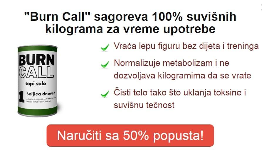 Burn Call kapsula
