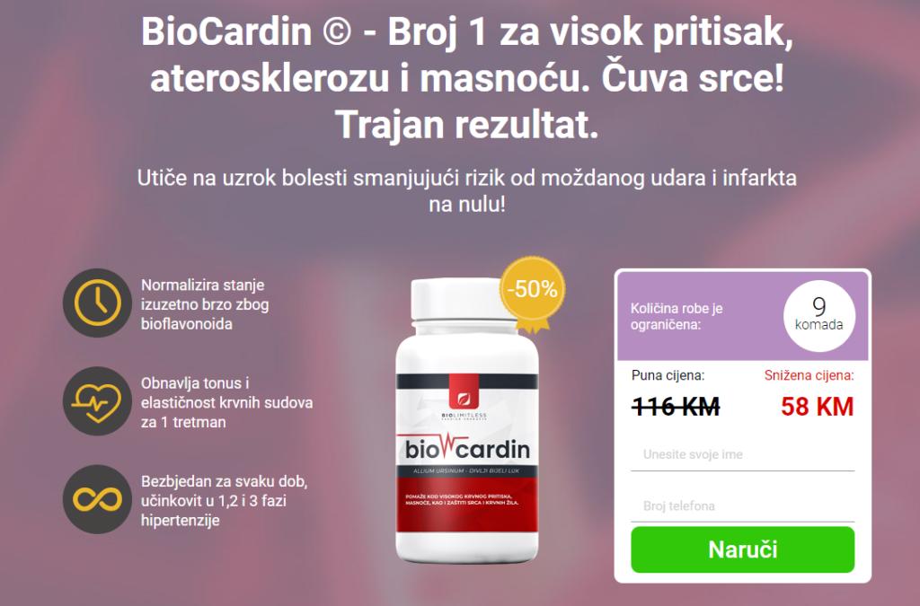 BioCardin recenzije