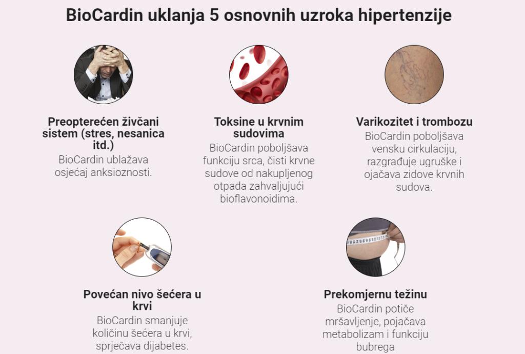 BioCardin sastojak