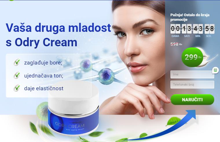 Odry cream Recenzije