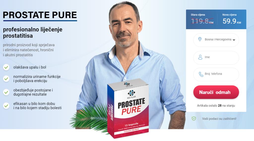 Prostate Pure kapsula